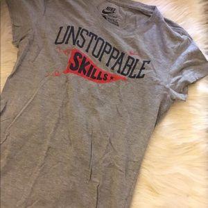 Nike Unstoppable Skills T Shirt